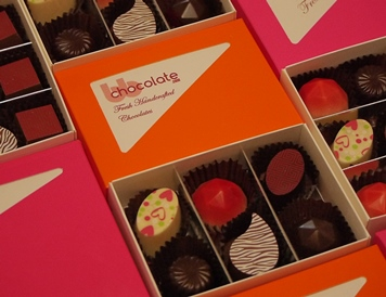 Corporate Artisan Fresh Handcrafted Chocolates