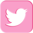 bbchocolate twitter button pink